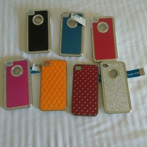 IPhone 4/4S Phone Cases Bundle of 9